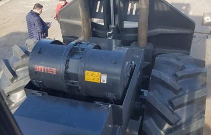 Skidder NOE NF160S livrat in Hunedoara