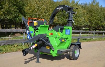 Tocator de biomasa HM6-300