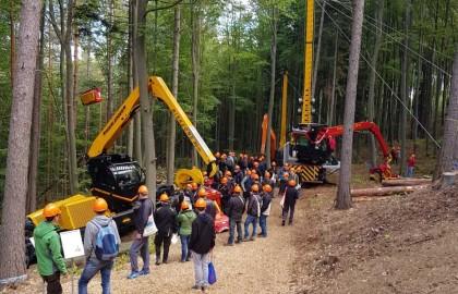 Alser Forest la Austrofoma 2019