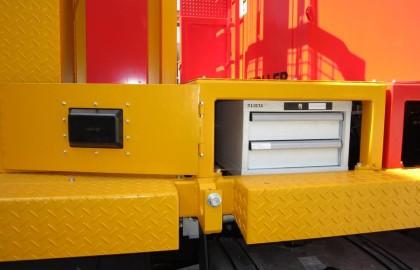Instalatie cu pilon K507