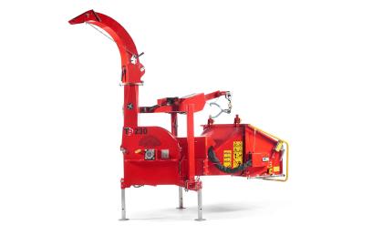 Tocator biomasa cu disc TP230